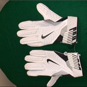 Nike Adult Lineman NFL Padded Football Gloves 3XL
